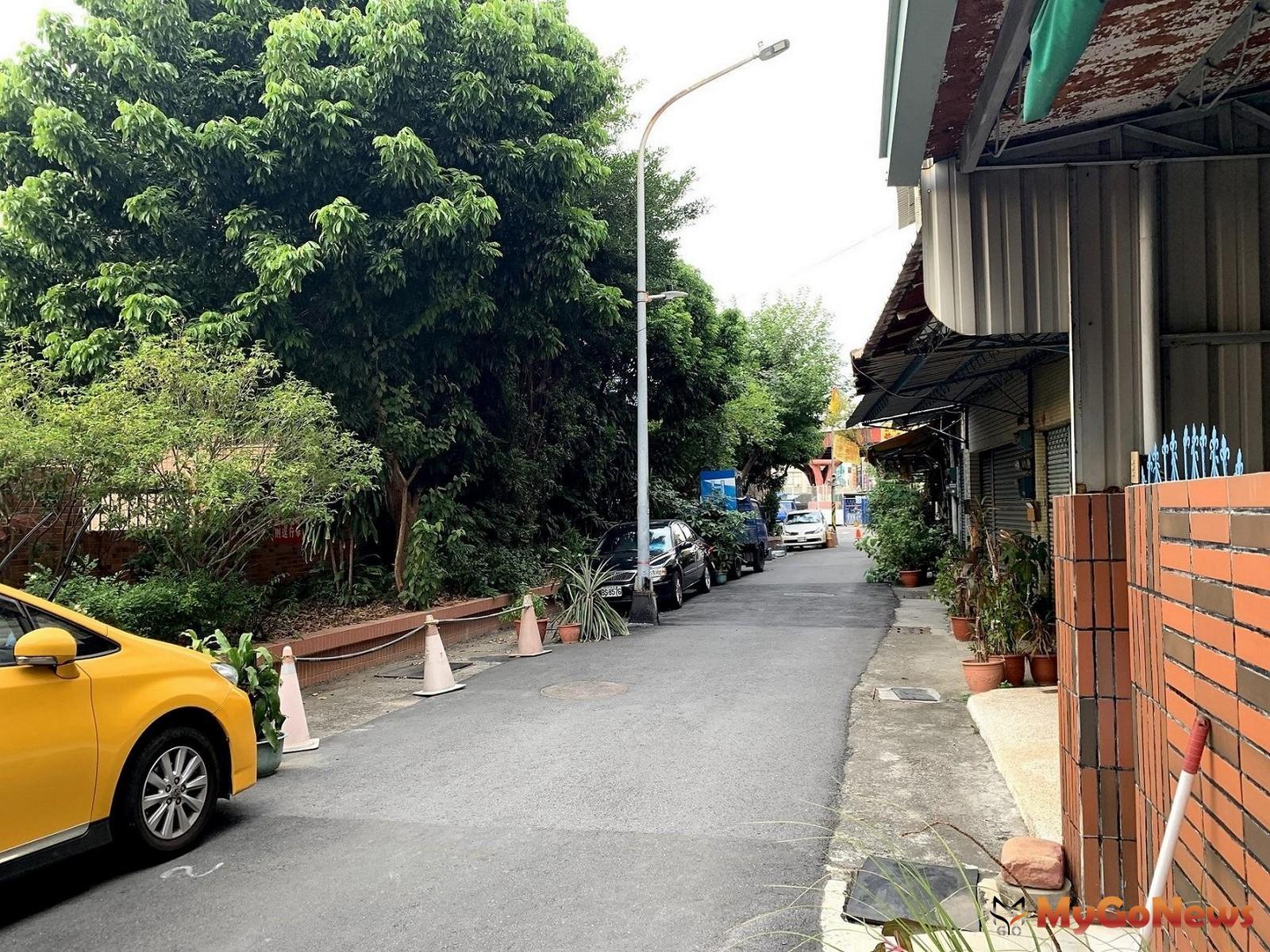 國三路46巷現況示意圖(圖/高雄市政府) MyGoNews房地產新聞 區域情報