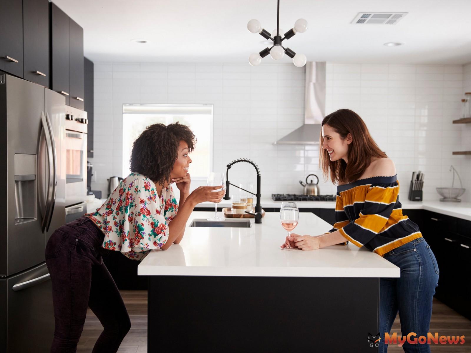 廚房大概是整個家最需要電器的空間,插座配置就非常重要。(圖片來源_21世紀不動產) MyGoNews房地產新聞 居家風水