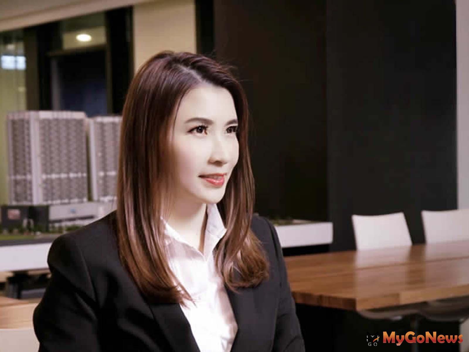 MyGo家族辦公室副總裁陳祐薇表示,MyGo家族辦公室利用AI大數據分析過濾土地 MyGoNews房地產新聞 市場快訊
