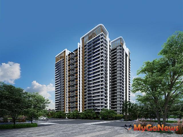 富宇上城 豪宅大師團隊規劃的「銀級綠建築」 MyGoNews房地產新聞 熱銷推案