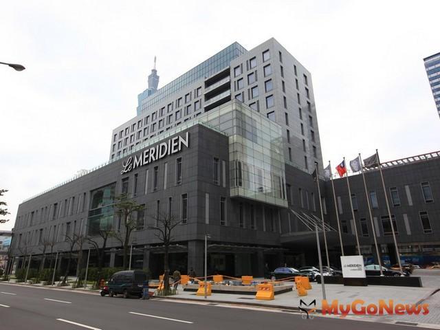 台北市飯店旅館也有明顯的市場區隔,高檔的五星級飯店也紛紛開幕,像是W Hotel、寒舍艾美酒店、大倉飯店等 MyGoNews房地產新聞 市場快訊