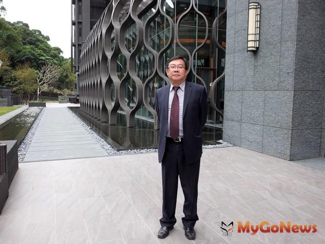 鄉林建設副總經理林昌智表示,鄉林集團全台建案銷售成績看俏 MyGoNews房地產新聞 個案情報站