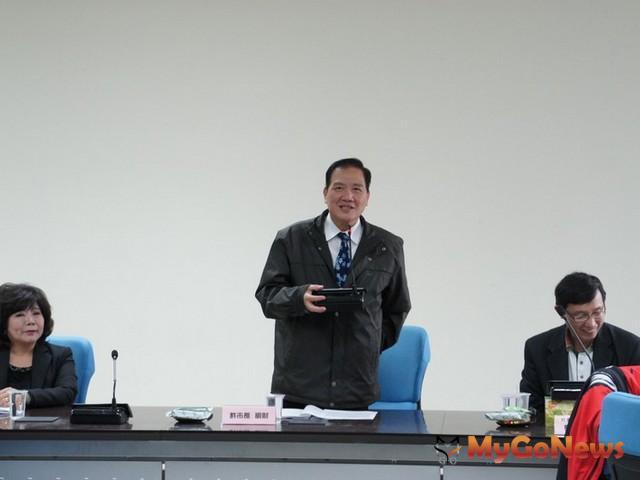 許明財市長感謝「副聯會」支持,讓新竹市在2013年推動健康城市的部分交出一張漂亮的成績單 MyGoNews房地產新聞 區域情報