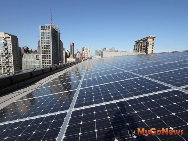 鼓勵申請新建公寓大廈建築設置屋頂太陽能設施,以達節能減碳綠能政策之目標。 MyGoNews房地產新聞 區域情報