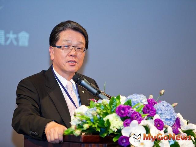 北市代銷公會理事長王明成表示,房地產業是產業火車頭,而代銷業則是鐵軌的鋪設者。 MyGoNews房地產新聞 市場快訊