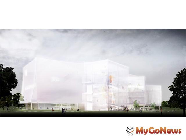 妹島和世、西澤立衛聯手打造,台中綠美圖將開工,再添世界級地標(圖:台中市政府) MyGoNews房地產新聞 區域情報