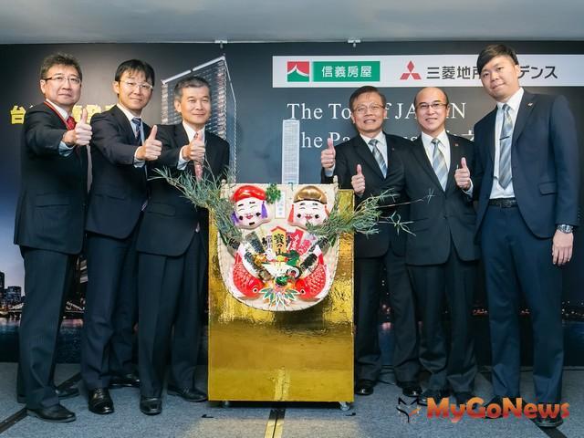 交易安全把關+超高標準服務,日本信義服務已逾1,600組成交客戶,揮軍大阪、前進關西(圖:信義房屋) MyGoNews房地產新聞 Global Real Estate