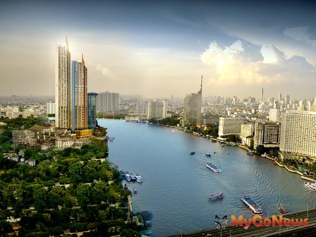 曼谷文華東方酒店式住宅,河畔奢華新視野 MyGoNews房地產新聞 Global Real Estate