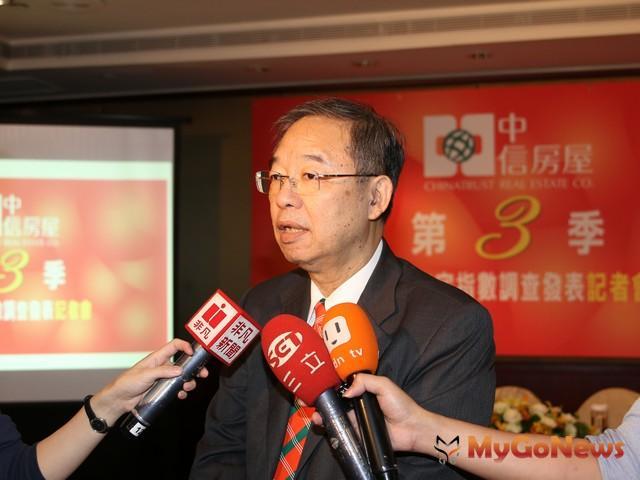 劉天仁:提早進場看屋,爭取下一波可以站在比較好的位置 MyGoNews房地產新聞 趨勢報導