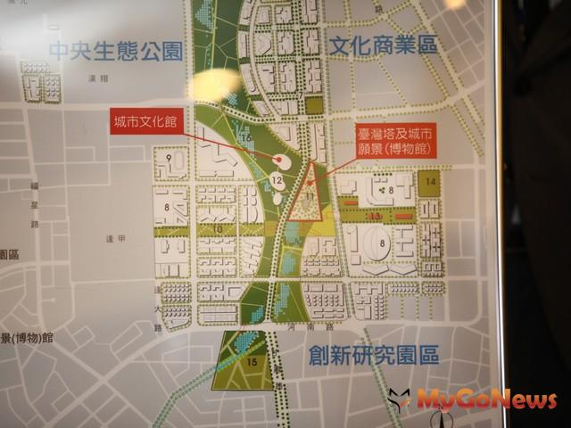 這次俄羅斯年會的會場中,以「水湳經貿園區」投資開發及具有嶄新設計與綠能樂活之「台灣塔」為行銷主軸。 MyGoNews房地產新聞 市場快訊
