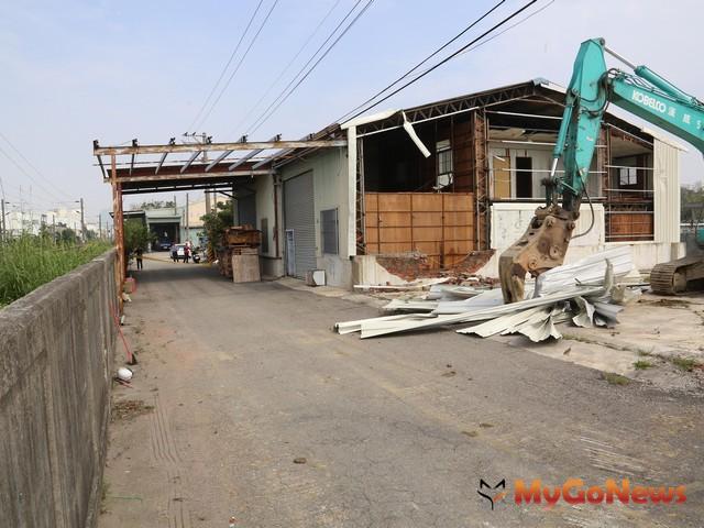 台南鐵路地下化計畫於7月21日及23日 持續執行地上物強制拆除(圖:資料照片) MyGoNews房地產新聞 區域情報