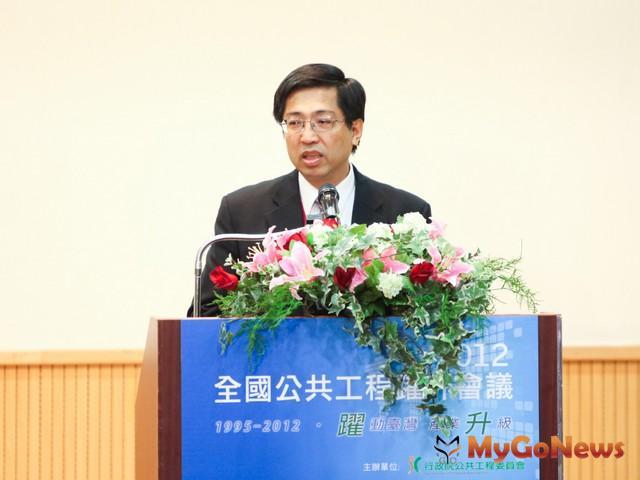 工程會主委陳振川指出,2013公共建設預算達1900億元。 MyGoNews房地產新聞 市場快訊