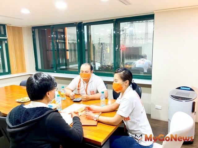 台灣房屋 力推「防疫服務2.0」(圖:台灣房屋) MyGoNews房地產新聞 市場快訊
