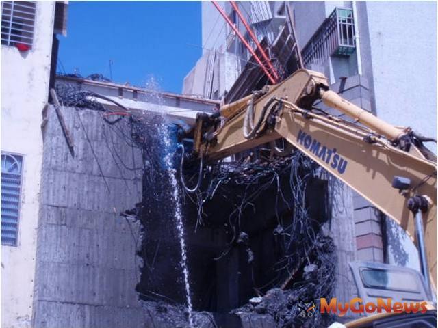 為維護公共安全北市府將持續加強處理頂樓既存違建及拆除大型新違建 MyGoNews房地產新聞 區域情報