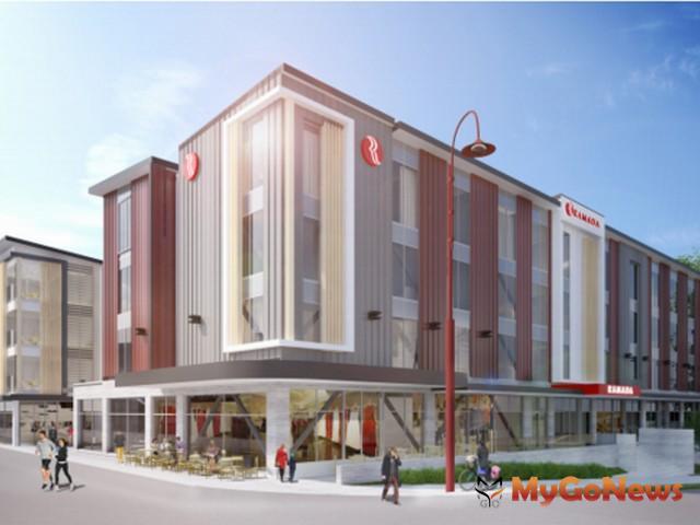 海外置產新趨勢,收益型飯店投報率高達6%(圖:第一太平戴維斯,3D模擬示意圖) MyGoNews房地產新聞 Global Real Estate