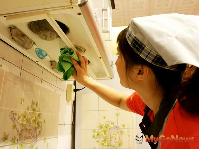 國人最愛五大居家服務出爐,「家事清潔」奪冠 MyGoNews房地產新聞 安全家居