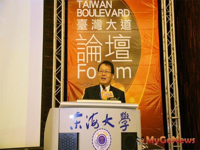 台灣大道生活圈涵蓋5所大學是「文化大道」。台中地王皆在台灣大道移動,也是「商業大道」。(圖:台中市政府) MyGoNews房地產新聞 區域情報