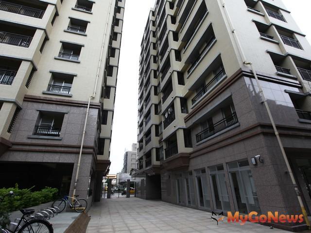 大龍老人住宅為4至9樓的建物,共可提供80位長者居住服務,其中包含5樓可提供16名視障長者登記入住 MyGoNews房地產新聞 市場快訊