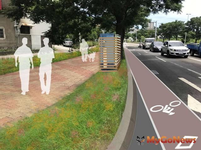 成功爭取前瞻3.82億經費,竹市提升道路品質 重現城市天際線(圖:新竹市政府) MyGoNews房地產新聞 區域情報