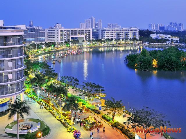越南2015年7月開放外國人購屋,成亞洲投資新桃花源,在富美興城市內投報率可達7%(圖:21世紀不動產)。 MyGoNews房地產新聞 Global Real Estate