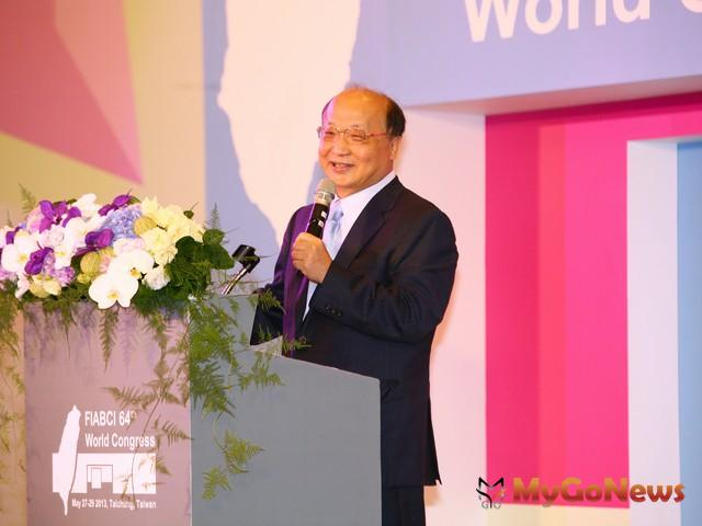 胡志強:Costco年度營業額超過13億元,台灣第一,全世界排名第二,大家可以考慮到台中投資不動產(圖:台中市政府) MyGoNews房地產新聞 市場快訊