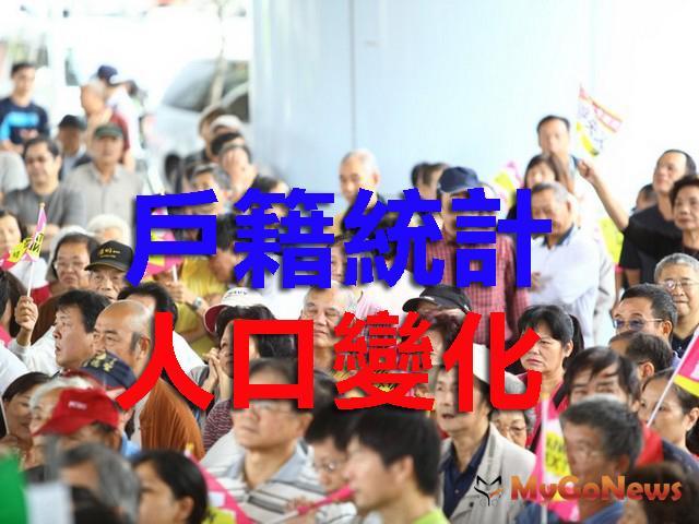 戶口統計!8月新北市戶籍新增戶數最多,高雄、台北次之 MyGoNews房地產新聞 市場快訊