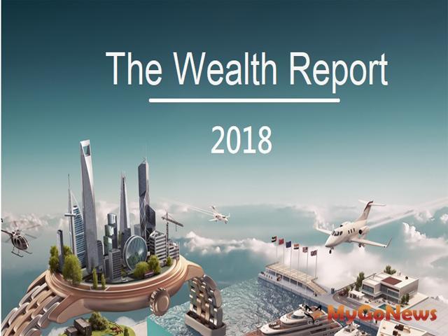 萊坊2018年《財富報告》台灣超級富豪暴增26%,成長率全球第三,房價高速成長不再,升息將加速投資轉折 MyGoNews房地產新聞 趨勢報導