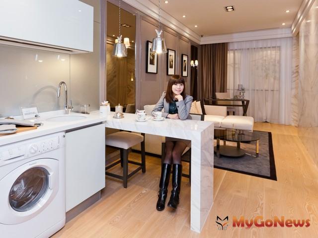 當前的房市趨勢,小坪數、低總價產品較受購屋者青睞。 MyGoNews房地產新聞 趨勢報導