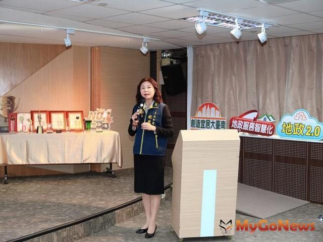 台南地政局局長陳淑美表示,南市加強預售契約稽核,並於2020年2月21日舉辦講習,歡迎民眾踴躍參加 MyGoNews房地產新聞 區域情報