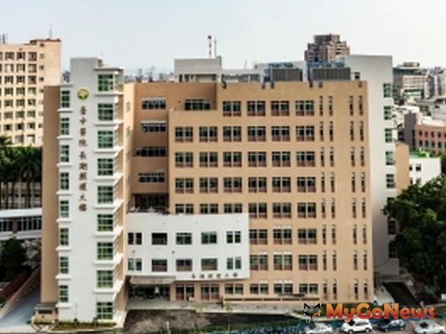 衛生福利部台中醫院長期照護大樓擴建計畫新建工程(圖:營建署) MyGoNews房地產新聞 市場快訊