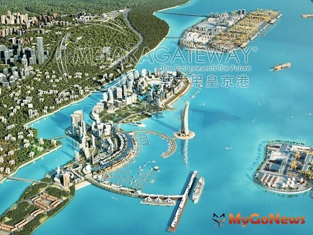 馬六甲皇京港與MyGo國際地產、九天資產打造AI智慧城市生態區塊鏈  MyGoNews房地產新聞 Global Real Estate