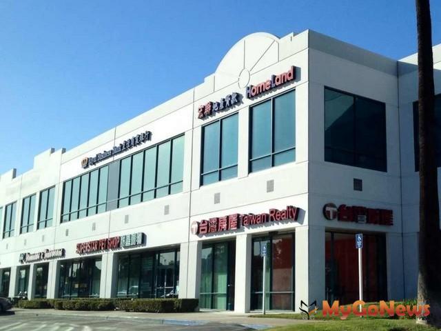 台灣房屋美國洛杉磯分公司2013年10月25日開幕 服務全球華人(圖:台灣房屋) MyGoNews房地產新聞 Global Real Estate