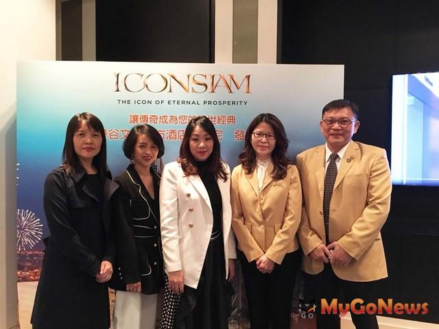 曼谷文華東方酒店式豪宅,於ICONSIAM地標旁,每平方米耗資22,630美元打造輝煌空間 MyGoNews房地產新聞 Global Real Estate