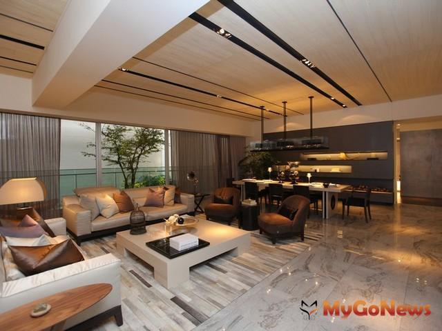 10月成交兩戶億元豪宅,皆為頂樓交易 MyGoNews房地產新聞 市場快訊