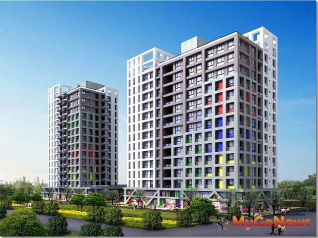 BOT模式辦理,導入「混居」概念,結合綠建築、智慧型生活科技,營造公有住宅新典範(圖:新北市政府) MyGoNews房地產新聞 市場快訊