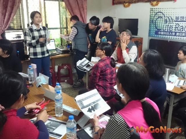 2018大專青年組中國科大數位廣播社聲音快遞,打造聲音社區節目部軟體、硬體教學(圖:信義房屋) MyGoNews房地產新聞 市場快訊