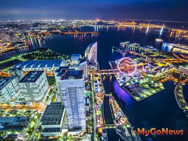 橫濱港新市鎮「港未來21」從1965年開發初期到現在52年時間,房產價值上漲約7倍左右。 MyGoNews房地產新聞 專題報導