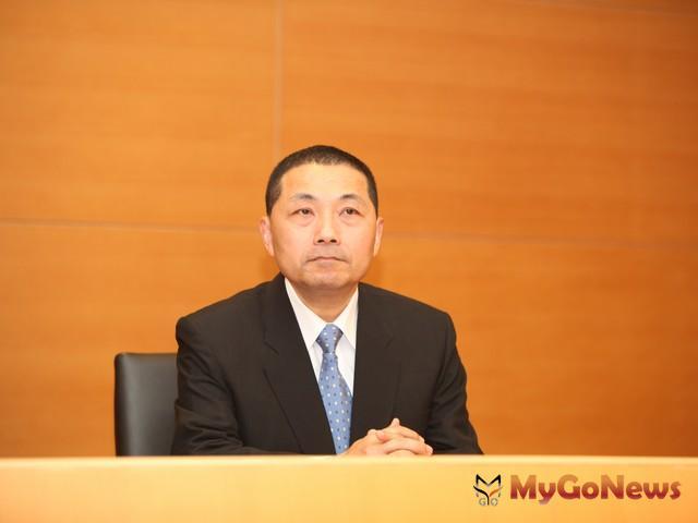 侯友宜首次出席行政院院會 提4點需求盼中央支持 MyGoNews房地產新聞 市場快訊
