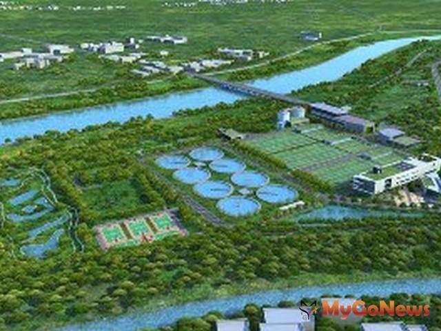 永康區污水下水道系統建設新方向:生活污水資源再生利用,打造鹽水溪畔綠色低碳花園(圖:營建署) MyGoNews房地產新聞 區域情報