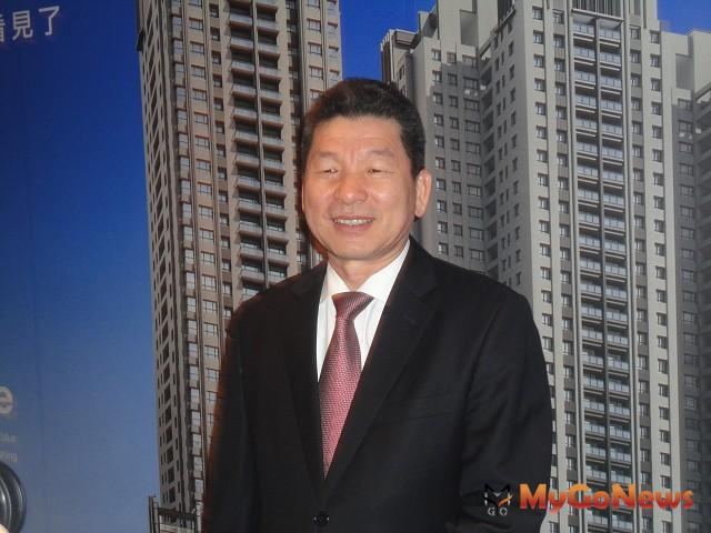 豐邑機構總經理邱崇喆表示,新竹市「FB計劃」為豐邑總銷130億元大案。 MyGoNews房地產新聞 熱銷推案
