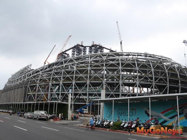 台北市長柯文哲表示,有關大巨蛋的安檢計畫,因內部調資料的問題,致4月中才能出來 MyGoNews房地產新聞 市場快訊