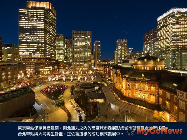 柯文哲:讓大同區成為台北最有價值的地區,借鏡日本「丸之內」,台北大同區「全復刻」 MyGoNews房地產新聞 專題報導