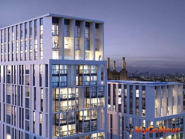 英國最大上市建商首度來台推案,Battersea Exchange倫敦二區精品住宅(圖:仲量聯行) MyGoNews房地產新聞 Global Real Estate