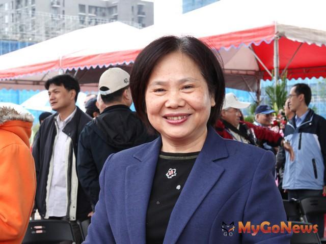 康秋桂表示,跨所服務再升級,申辦案件好便利新北市開放買賣登記跨所服務了 MyGoNews房地產新聞 區域情報
