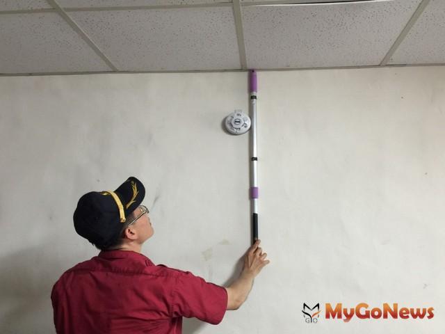 它24小時守護居家安全 中市消防局影片創意宣導(圖:台中市政府) MyGoNews房地產新聞 安全家居