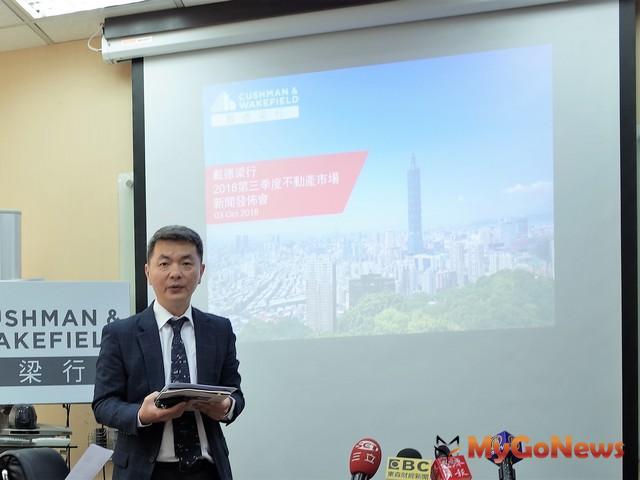 賴一毅表示,台北京華城最高將可取得容積率1018.4% MyGoNews房地產新聞 市場快訊