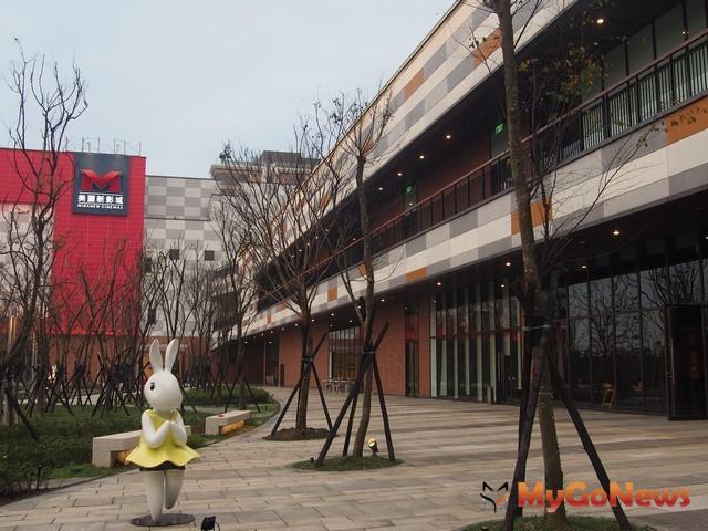 房價最親民的則是落在淡海新市鎮的「美麗新廣場」,住宅均價為21.8萬/坪 MyGoNews房地產新聞 市場快訊