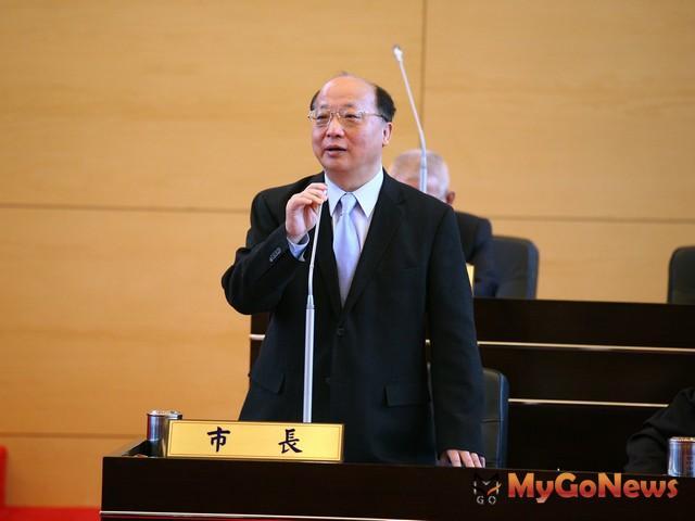 胡志強:「談了十多年的國道四號2014年6月應該可以動工。」(圖:台中市政府) MyGoNews房地產新聞 市場快訊