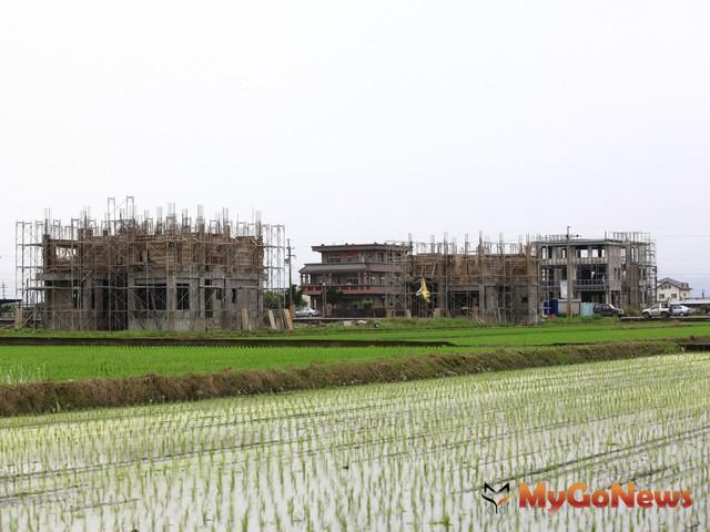 田園別墅預售屋建案,毗連農地規劃未符合農業使用 MyGoNews房地產新聞 區域情報
