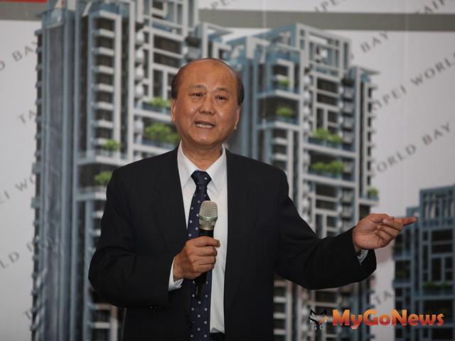 宏盛建設董事長林祖郁表示,2013年台灣房市將呈現「量增價穩」格局。 MyGoNews房地產新聞 房市新焦點